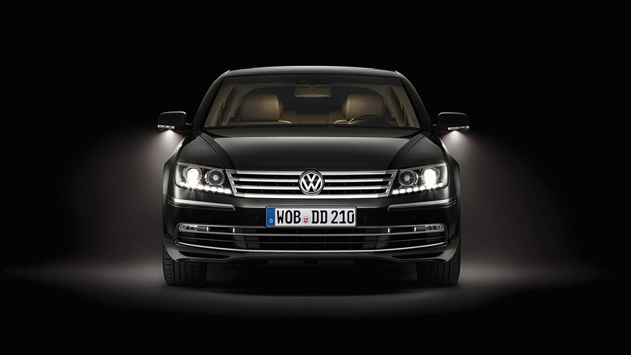 Tesla Model S success sent VW Phaeton back to the drawing board
