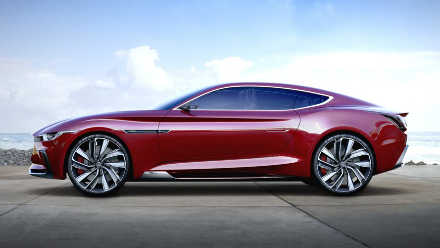 MG E-Motion Concept: Set For Production In 2020?