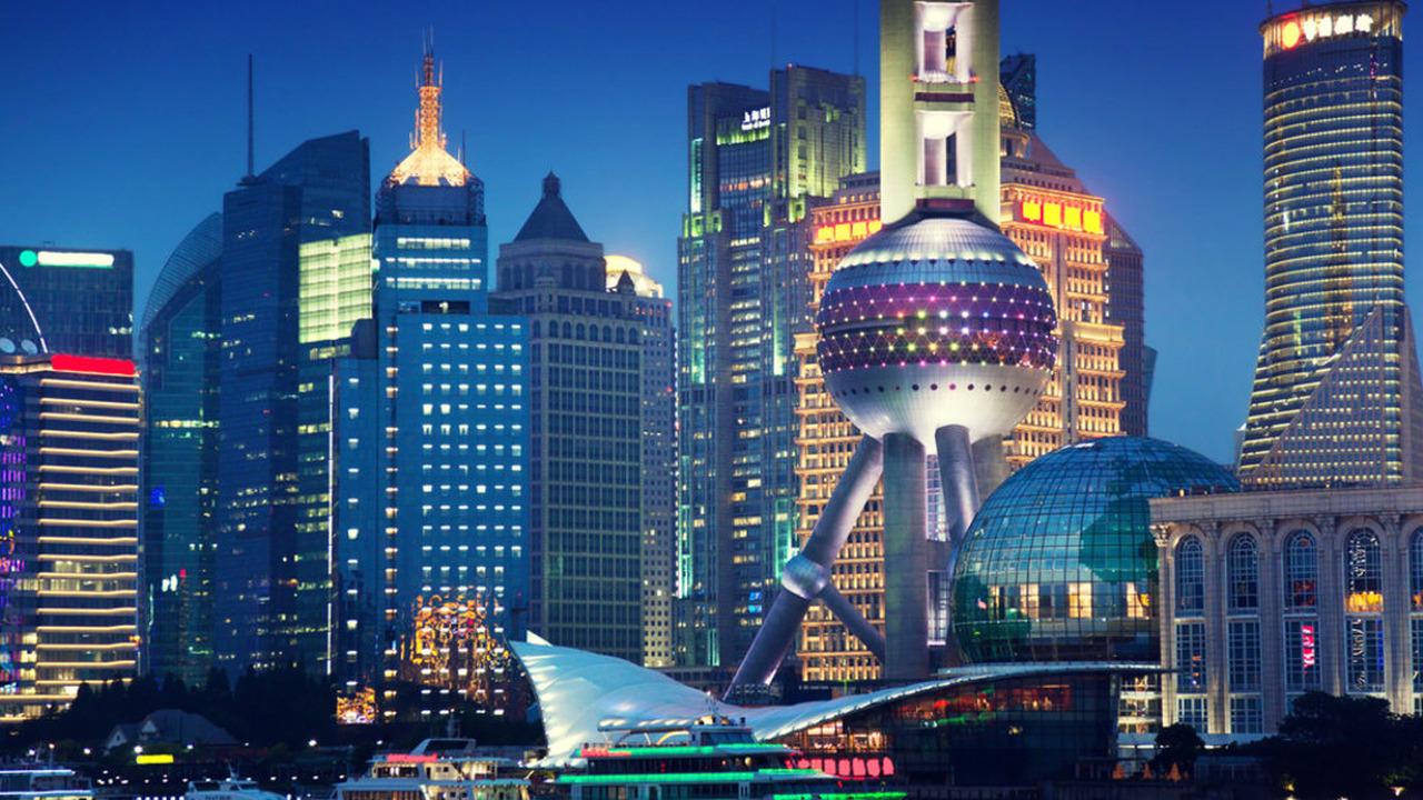 Salón de Shanghái