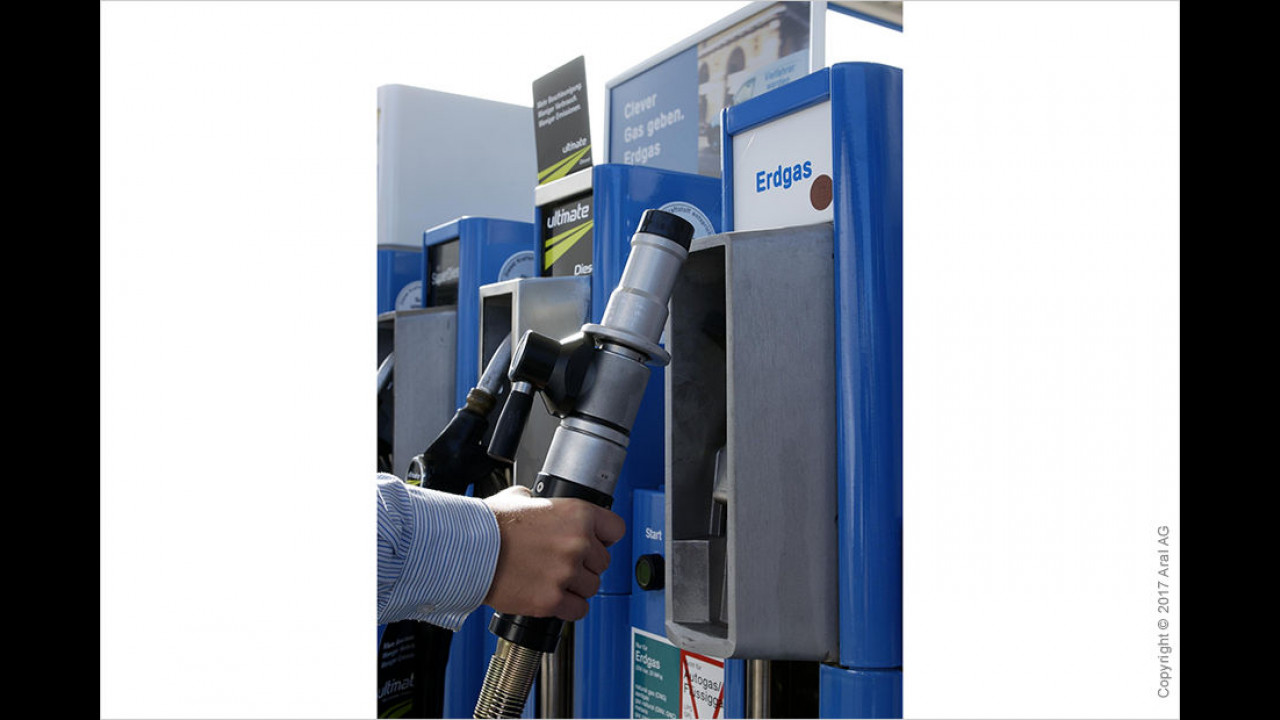 2.000 CNG-Tankstellen bis 2025