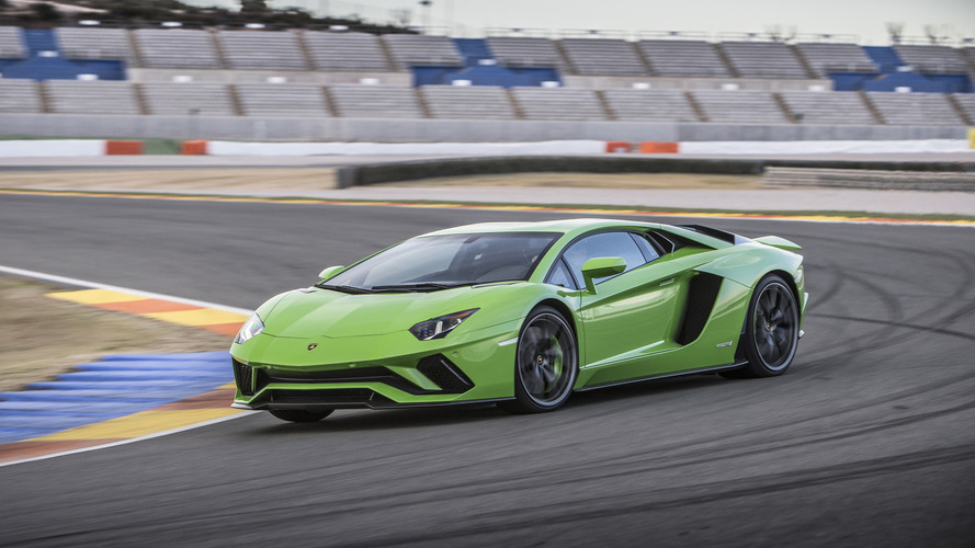 2017 Lamborghini Aventador S First Drive: Learning to love a single letter