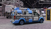 Mercedes-Benz Metris MasterSolutions Concept Van: Chicago 2017