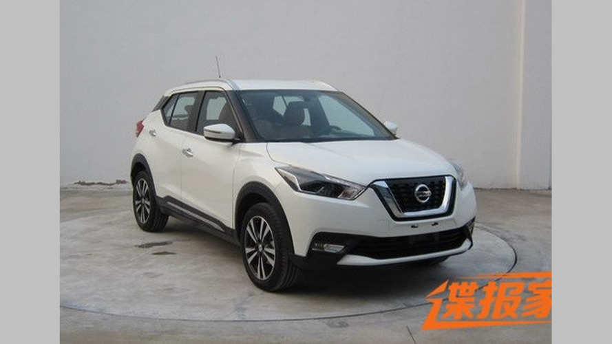 Flagra - Nascido no Brasil, Nissan Kicks está chegando à China