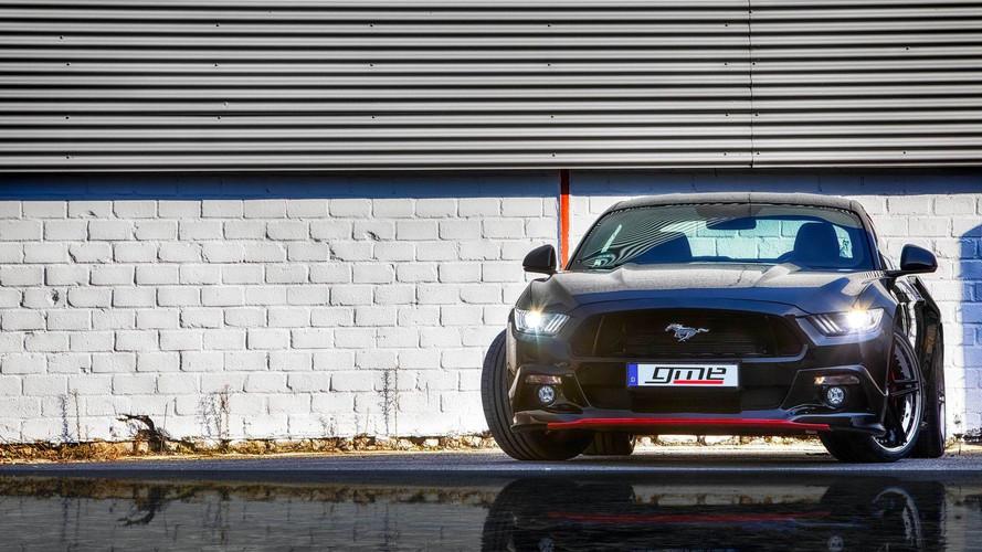 Tuned Ford Mustang Has Ferrari-Beating Power