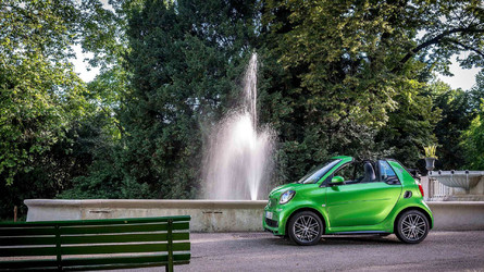 Smart ForTwo Cabrio ED First Drive