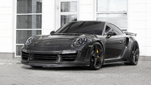 Porsche 911 Turbo 992.2 por TopCar