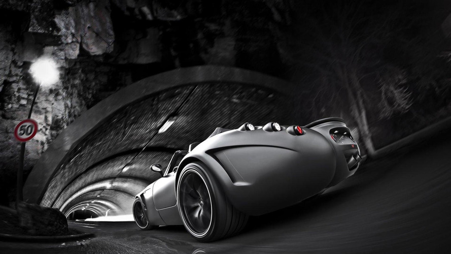Photo Appreciation: Wiesmann MF5 V10 Black Bat