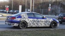 2013 BMW M6 GranCoupe spy photos