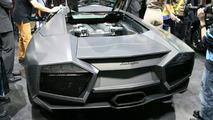 Lamborghini Reventon Revealed in Frankfurt