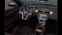 Neuer Chevy Camaro
