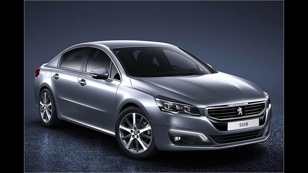 Peugeot im 508