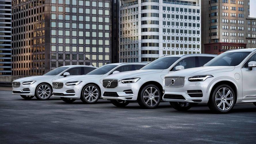 2019 sonrası Volvo'lar elektrik destekli olacak