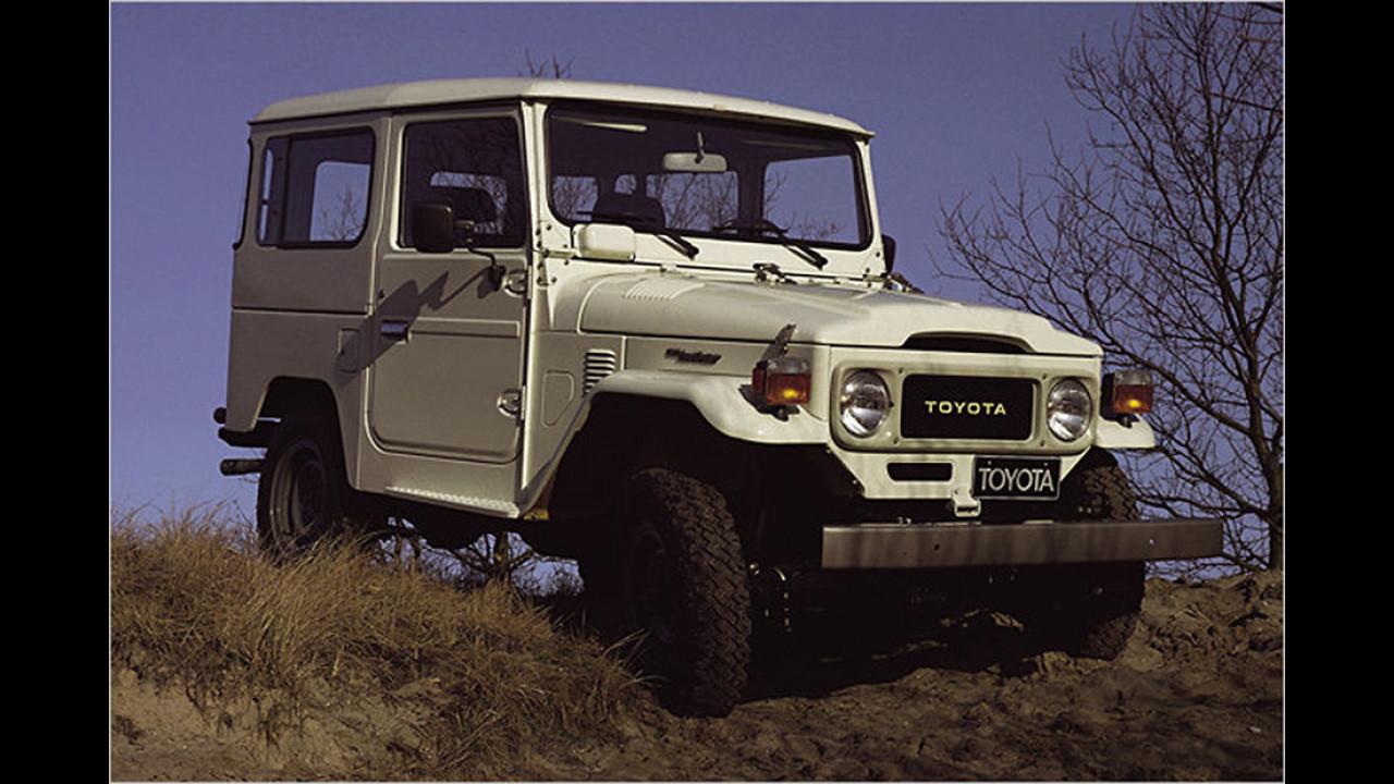 Toyota Land Cruiser FJ40 (ab 1960)