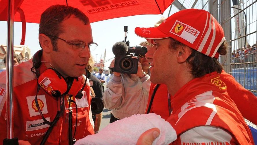 Ferrari confirms Badoer for Spa weekend