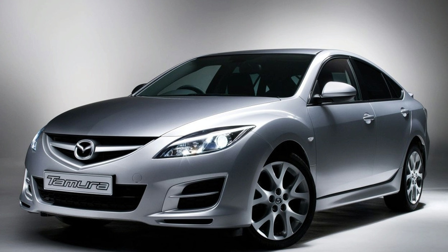 Mazda2 and Mazda6 Tamura Special Edition Models Announced for UK