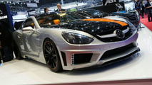 Carlsson C25 Super GT live in Geneva 02.03.2010