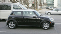 MINI Cooper S Facelift First Spy Photos 01.03.2010