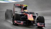 Jaime Alguersuari (ESP), Scuderia Toro Rosso, STR05, 12.02.2010, Jerez, Spain