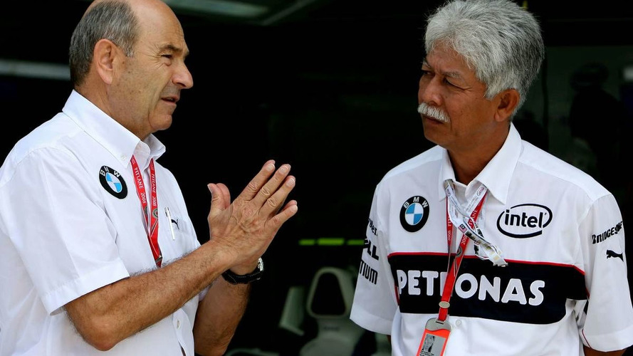 Williams eyes BMW-Sauber sponsor Petronas - report