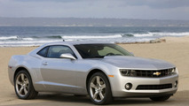 2010 Chevrolet Camaro LT with an RS Appearance Package