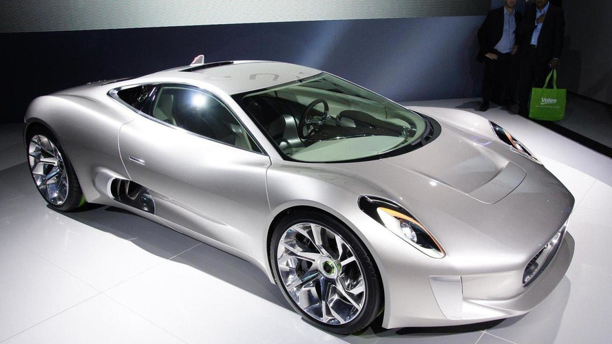 Jaguar considering C-X75 production - report