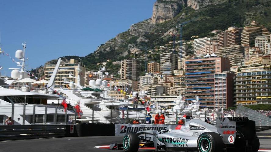 2010 Monaco Grand Prix Qualifying - RESULTS