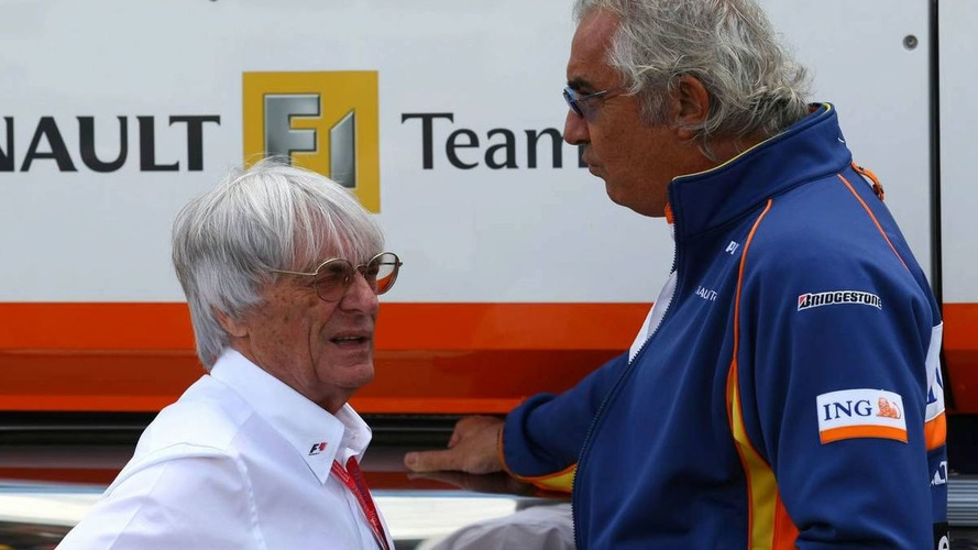 Ecclestone voted against Briatore ban - Mosley