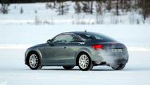 New Audi TT Coupe Spy Pics