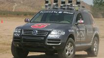 VW's Autonomous Touareg - Stanley