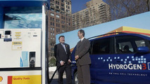 GM and Shell - hydrogen in New York