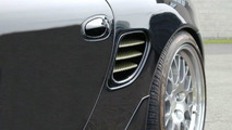 CARACTERE  Side air intake in Carbon / Kevlar