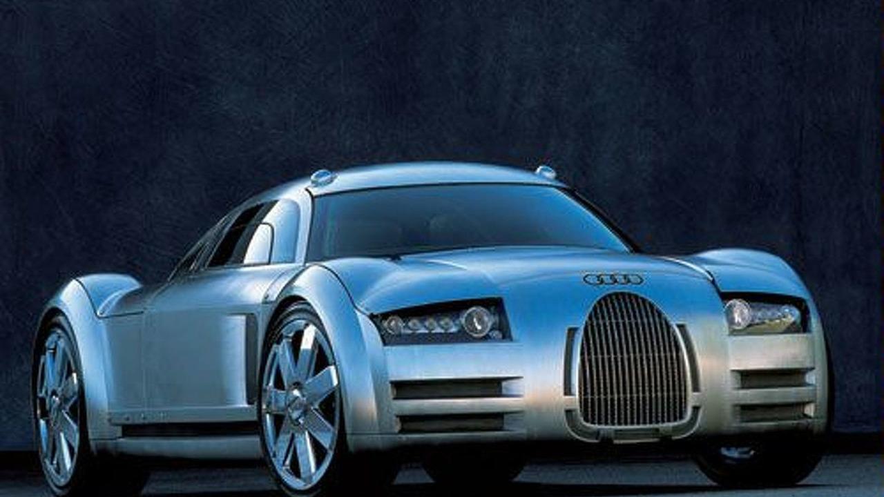 Audi Rosemeyer design study