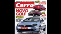 Revista afirma que o Novo Golf europeu chega no 1º semestre de 2009 ao Brasil