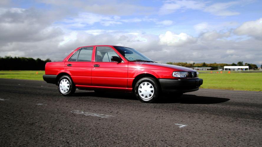 Nissan Sentra, Tsuru adıyla 25 yıllık üretimin sonuna geldi
