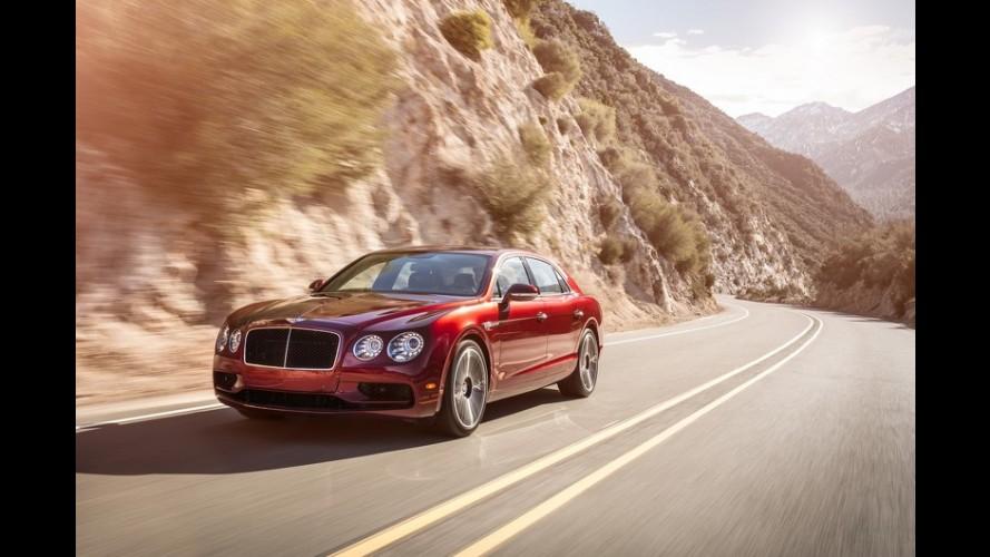 Yeni Bentley Cenevre'de görücüye çıkıyor