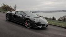 McLaren geçtiğimiz yıl Kuzey Amerika'da 519 otomobil sattı, bu sene ikiye katlamayı hedefliyor