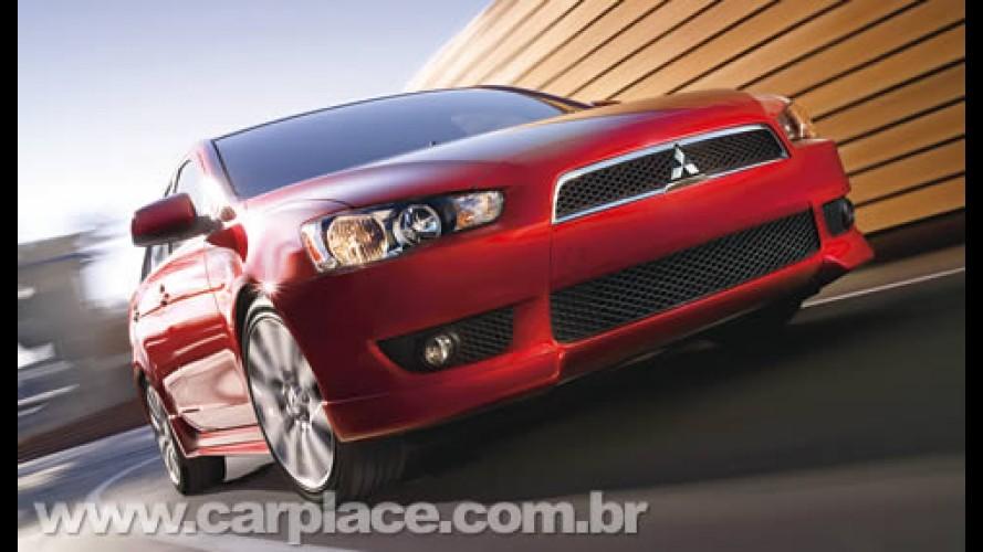 Jornal diz que Mitsubishi irá transferir parte de sua produção ao Brasil