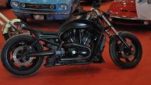 Motosiklet standı (Harley Davidson), 2016 İzmir Otoshow