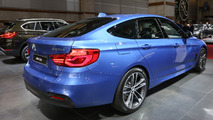 2017 BMW 330d GT Paris Motor Show