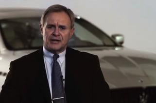 Maserati CEO: