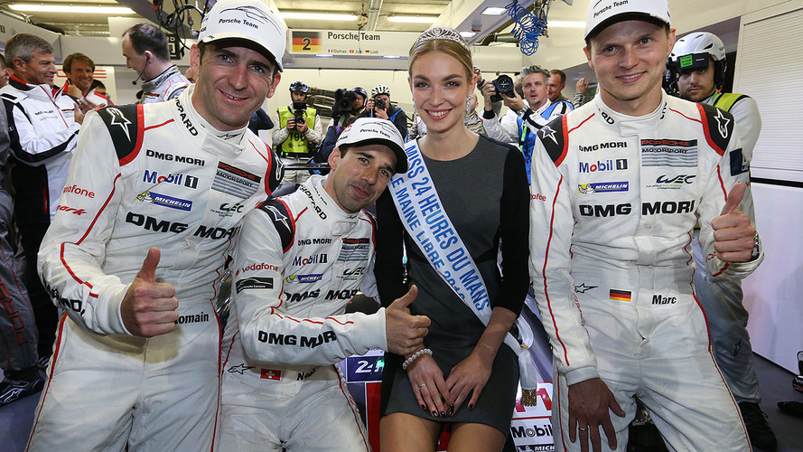 Le Mans: Porsche takes pole in LMP1 and Ford GT sweeps front row in GTE