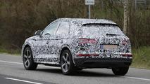 2017 Audi Q5 spy photo
