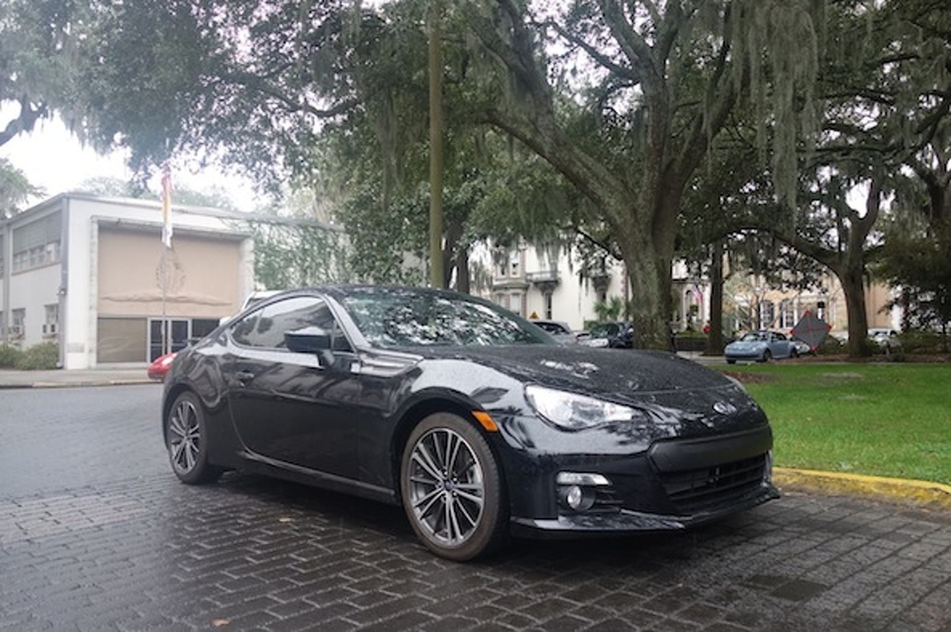Miami to Savannah In A Subaru BRZ: Bold Drives