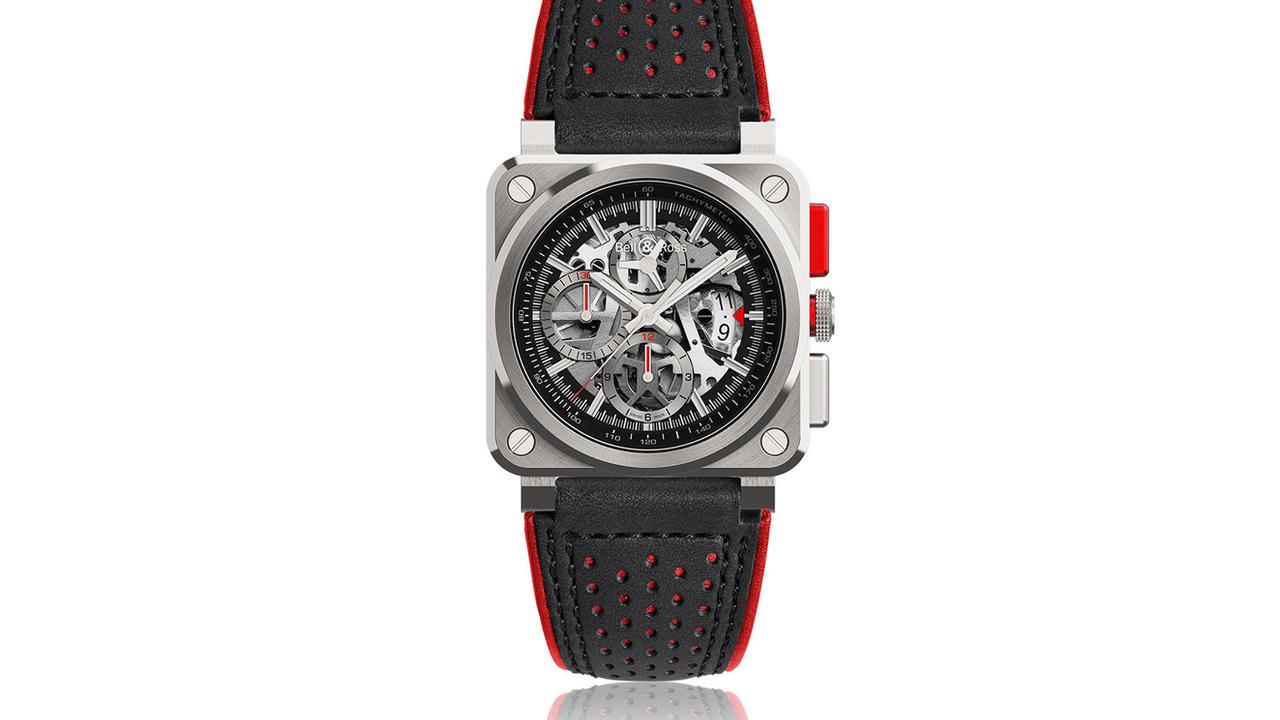 Bell & Ross AeroGT Watch