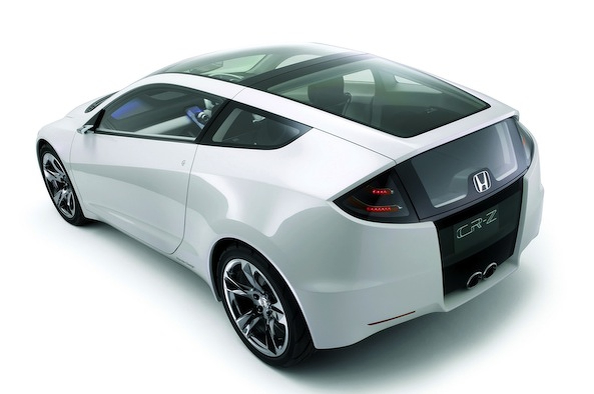 Next-Gen Honda CR-Z to be More Powerful, Could Share Type R Architecture