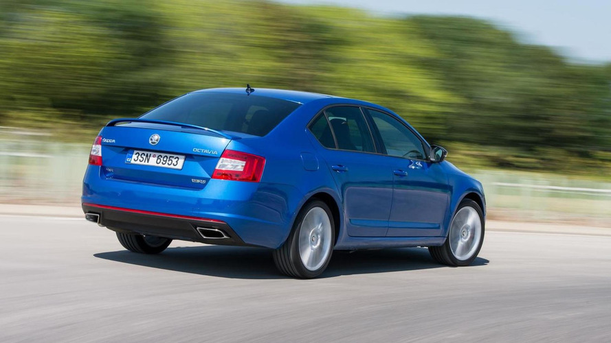 Skoda Octavia RS TDI gains all-wheel drive system and DSG automatic