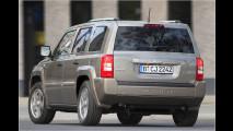 Jeep Patriot mit LPG