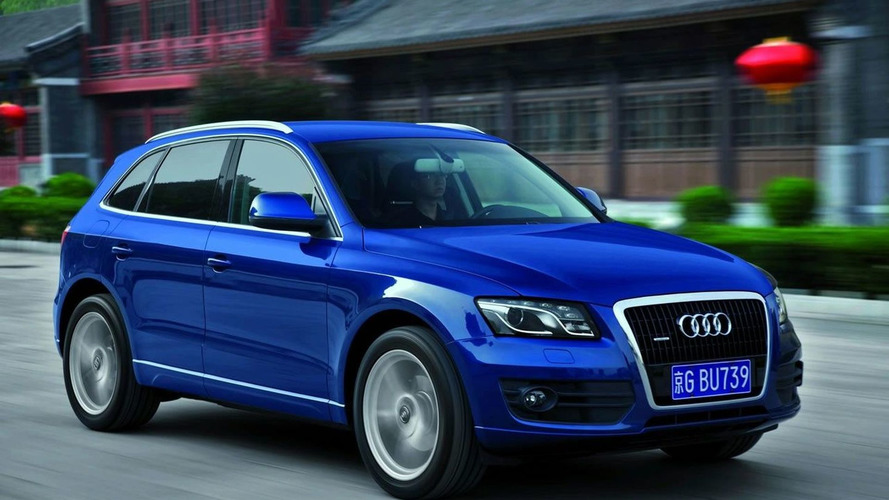 Q5 Hybrid Back in Audi Product Plan for 2010