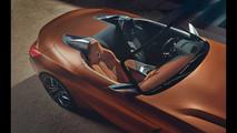 BMW Z4 Concept - Fotos vazadas