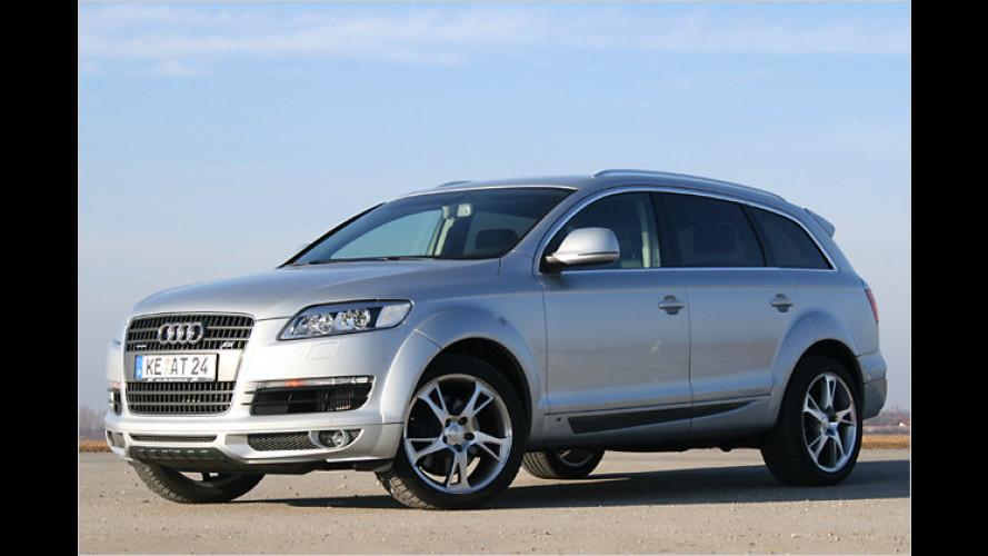 Stilvolles Tuning aus dem Allgäu: Abt veredelt den Audi Q7